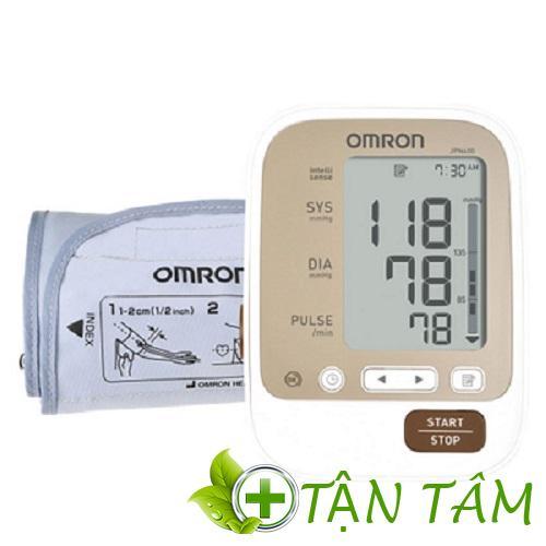 Máy đo huyết áp JPN600 có thông số kỹ thuật chuẩn hiện đại