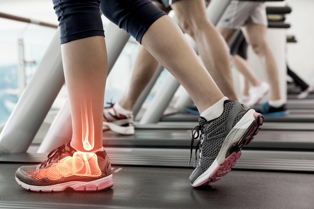 9 nguyên nhân gây mỏi cổ chân khi chạy