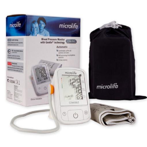 Bộ sản phẩm máy đo huyết áp Microlife BP3GX1-5A