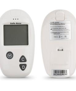 Ưu điểm của máy đo đường huyết Safe - Accu