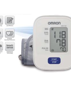 Tính năng ưu việt không thể bỏ qua khi sử dụng máy đo huyết áp omron 7120
