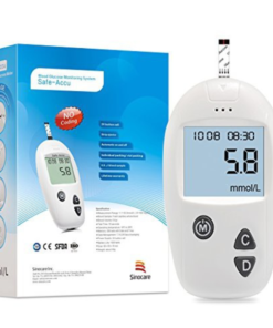 Máy đo đường huyết Safe - Accu