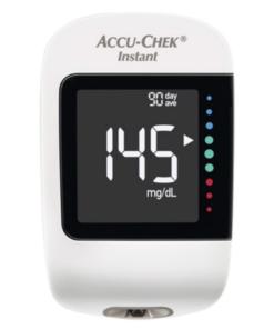 Máy đo đường huyết Accu Chek Instant