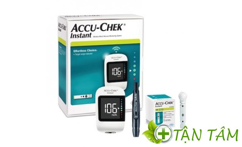 Tính năng nổi bật của máy đo đường huyết Accu Chek Instant