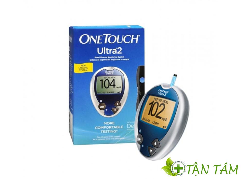 Tính năng nổi trội của máy đo đường huyết Onetouch Ultra 2