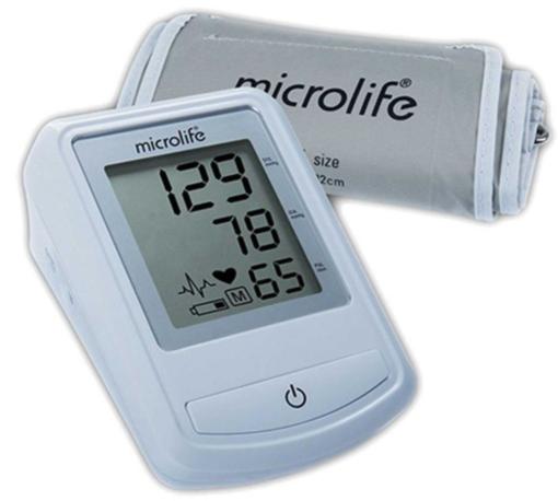 Máy đo huyết áp microlife BP3GY1-2N