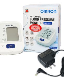 Ưu điểm của máy đo huyết áp omron 7121