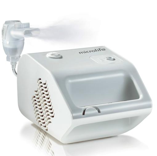 Một số lưu ý khi sử dụng máy xông mũi họng MICROLIFE NEB50A