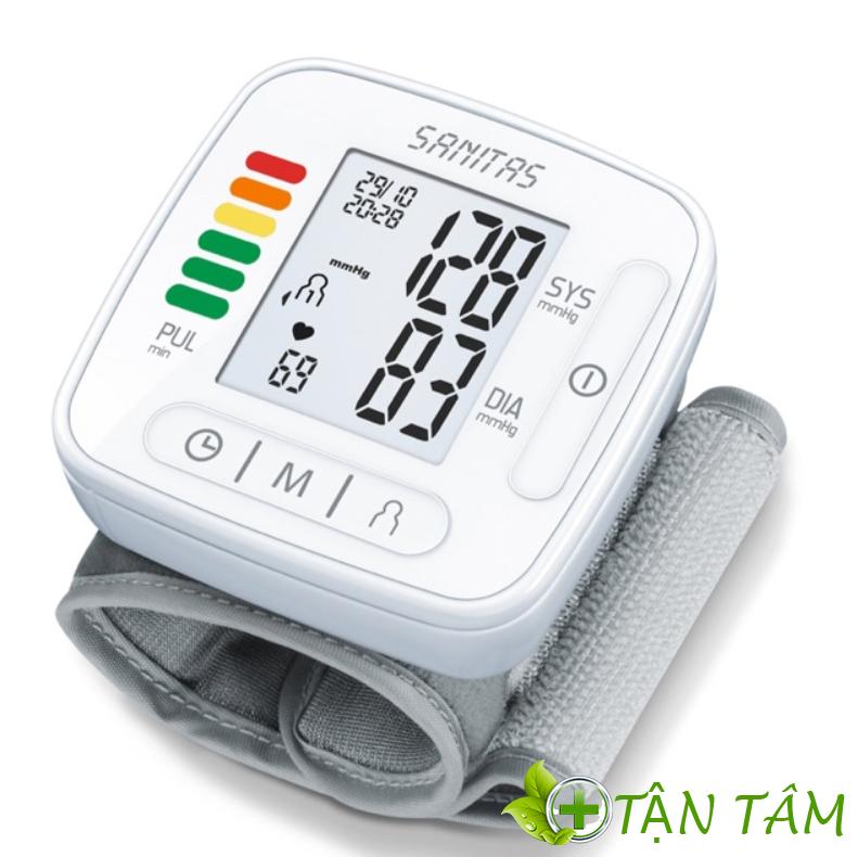 Đặc điểm riêng của máy đo huyết áp bắp tay Sanitas SBM26