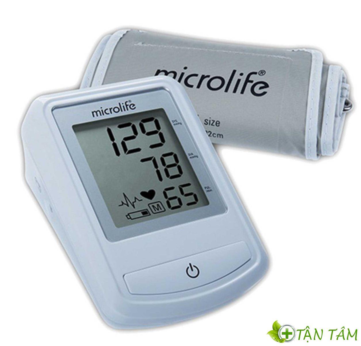 Máy đo huyết áp Microlife bp 3nz1-1p chính hãng