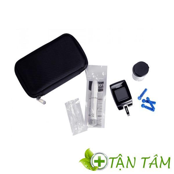 Trọn bộ sản phẩm máy đo đường huyết