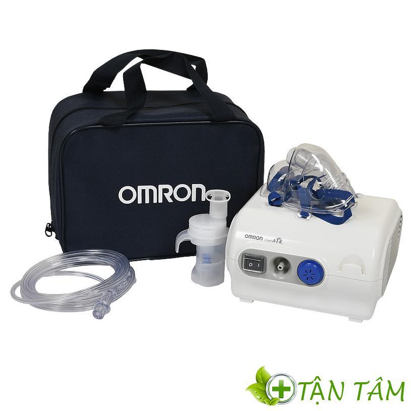 Bộ sản phẩm máy xông mũi họng omron ne-c28