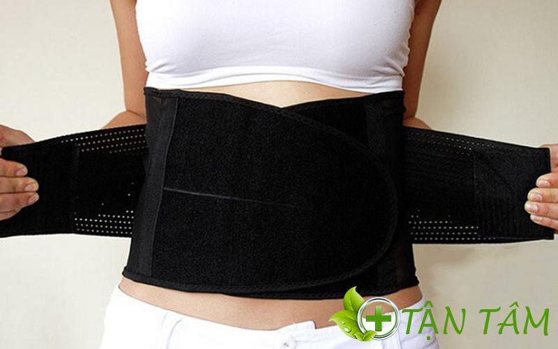 Không nên sử dụng những loại đai nịt bụng quá nhỏ so với kích thước cơ thể