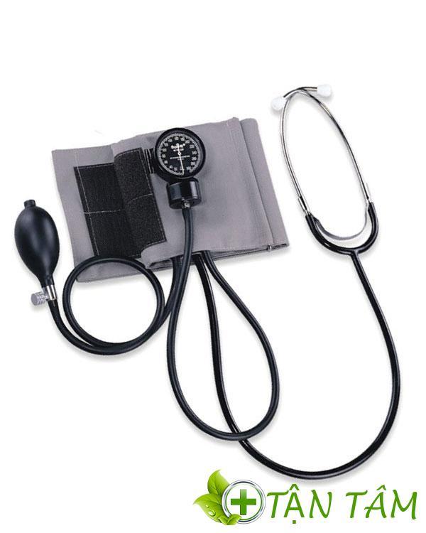 Bộ dụng cụ máy đo huyết áp cơ tại nhà