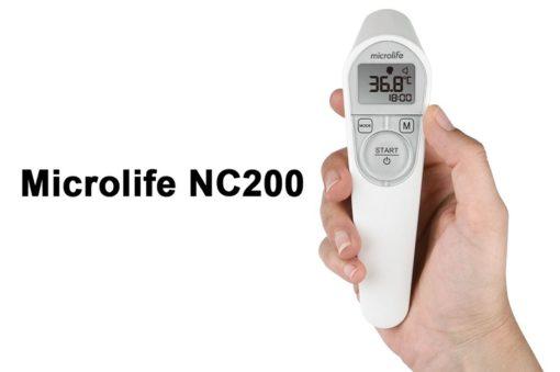 Nhiệt kế điện tử hồng ngoại Microlife NC200