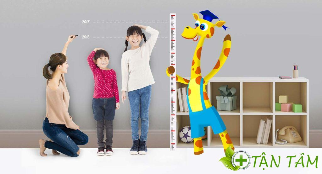 thước đo chiều cao y tế