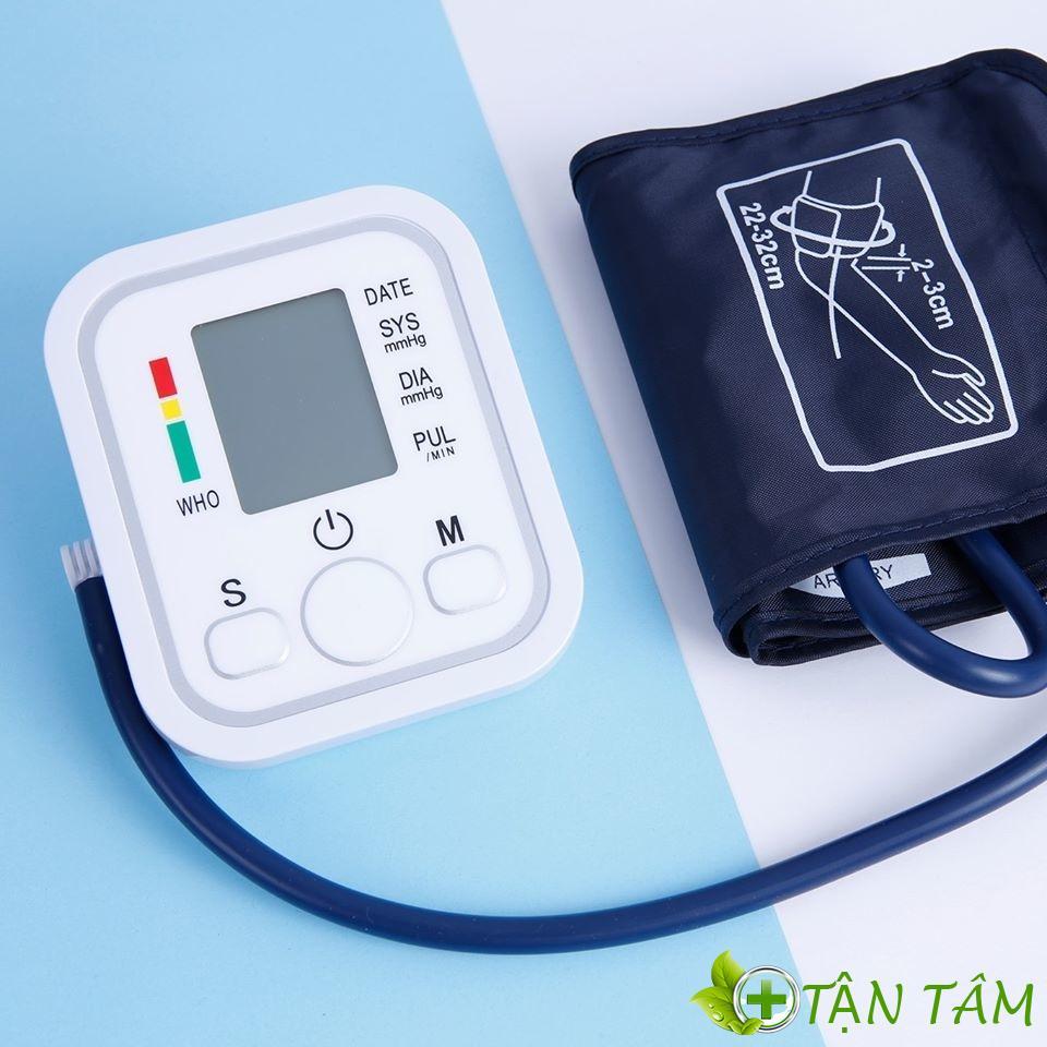 Máy đo huyết áp Fusaka - thiết bị chăm sóc sức khỏe cho mọi nhà