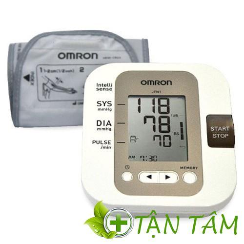Thiết kế sang trọng của máy đo huyết áp Omron