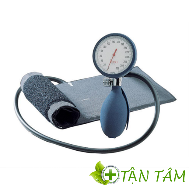 Máy đo huyết áp cơ Boso Clinicuss
