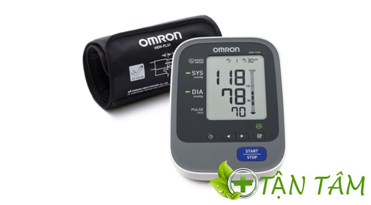 Máy đo huyết áp bắp tay Omron HEM – 7320