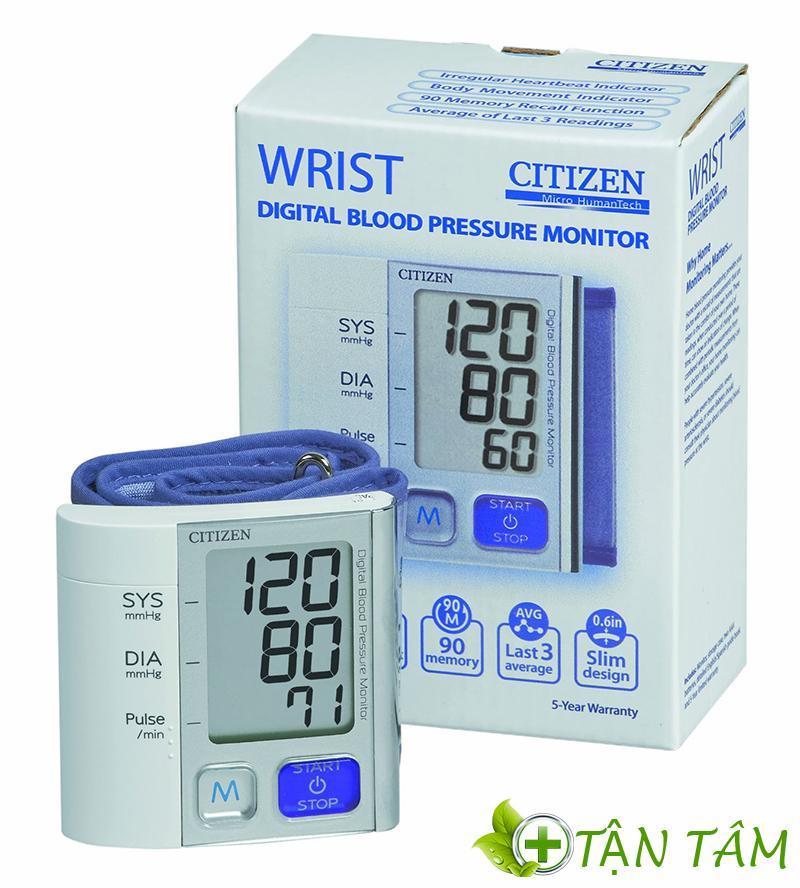 Máy đo huyết áp Citizen CH-657
