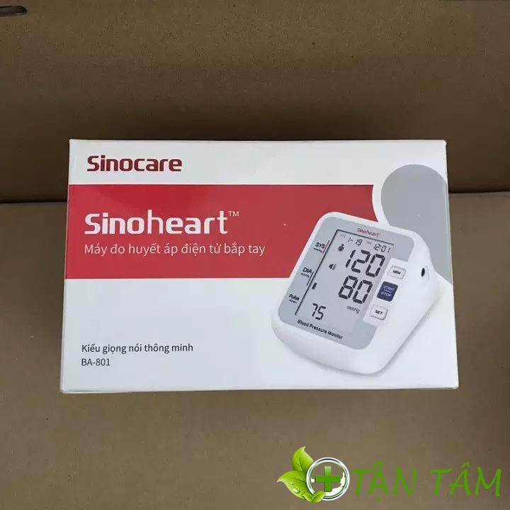 Khám phá máy đo huyết áp sinoheart nào tốt nhất trên thị trường hiện nay
