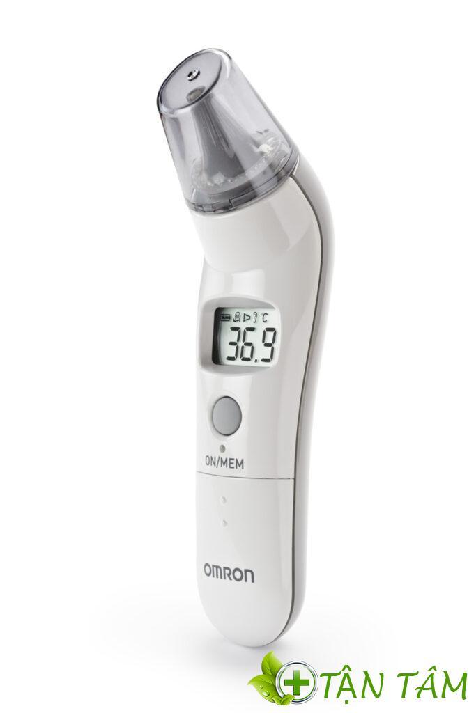 Nhiệt kế điện tử an toàn hơn nhiệt kế thủy ngân vì không tiếp xúc trực tiếp với cơ thể