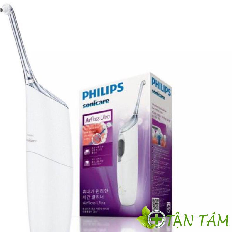 Philips Sonicare AirFloss Ultra thông minh tiện lợi